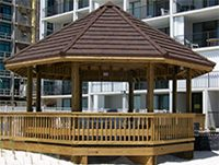Coastal Marine Builders Gazebos